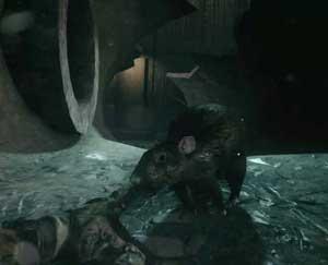 Скрин из игры Battlefield 3